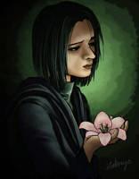 'Always' Severus n his lily by itakoaya