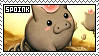 Spoink fan stamp by Unknown-Shadow66
