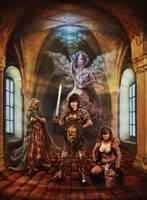 Mercenaries. Through time and worlds by Vilenchik