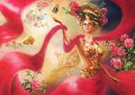 Flower Mistress by Vilenchik