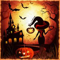 Happy Halloween! by Vilenchik