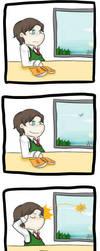 Fluffy fluffy Xmen comic by Maria-la-Baka
