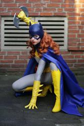 Barbara Gordon - Batgirl - Silver Age II by Knightess-Rouge