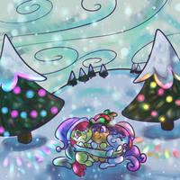 CMC Christmas by PonyGoggles