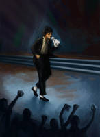 Michael Jackson RIP by Rinthe