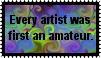Artist stamp by r0ckmom
