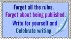Celebrate Writing by r0ckmom