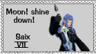 Saix Organization XIII Stamp by r0ckmom