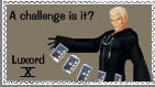 Luxord Organization XIII Stamp by r0ckmom