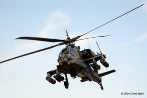 AH-64 Apache by chris-stahl