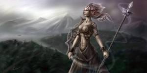 Sorceress by laxkor