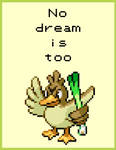 Farfetch'd by Ommin202