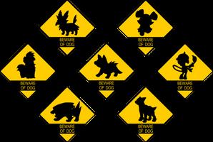 Beware by Ommin202