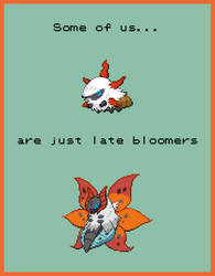 Late Bloomers by Ommin202