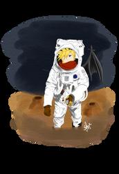 astronaut Cloud by smash222