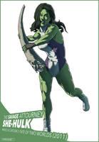 She-Hulk by Pryce14