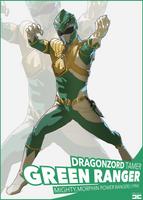 Green Ranger by Pryce14