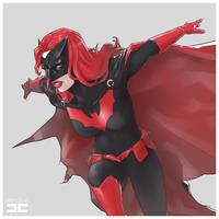 BATWOMAN by Pryce14