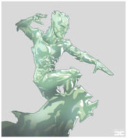ICEMAN by Pryce14
