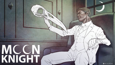 MOON KNIGHT by Pryce14