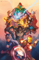 Avengers by Pryce14