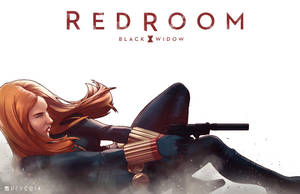Black Widow - Red Room by Pryce14