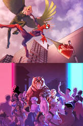 A Year of Marvels: The Amazing #1 by Pryce14