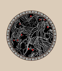 13G: Illuminated Darkness Rune by magiy