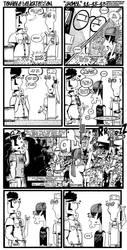 Terrible Delicatessen #22 - Listenin' To Jackyl by JustinMKnipper