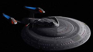 The Last Proper Enterprise by mckinneyc