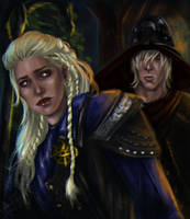 Dany and Cole by mappeli