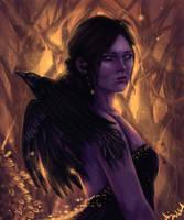 Raven by mappeli
