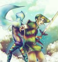 The Legend of Zelda: Skyward Sword fanart by Thaurea