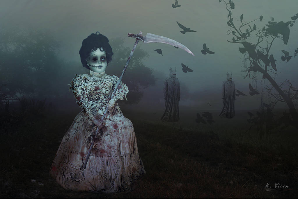 Bad-Doll by Mvicen