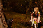 Autumn Melancholy by Mvicen
