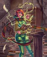 Witchcraft Recipes by Kaemgen