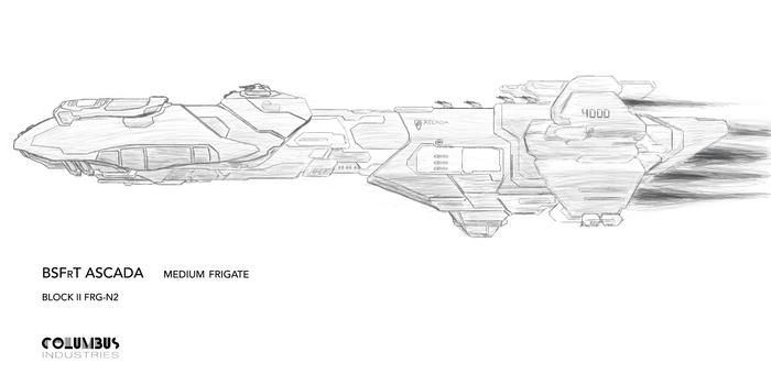 FRG-N2 Ascada [Schematic] by BlasterNT