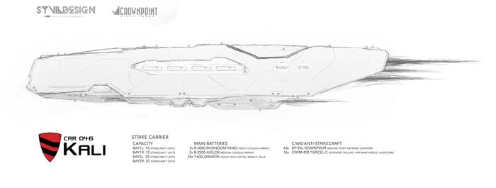 CRR-N2 Kali [Schematic] by BlasterNT