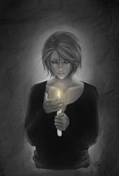 Pray for Paris by BleedingIvory