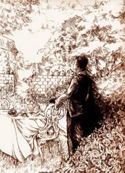 A Stranger in Earnest by angelajordan