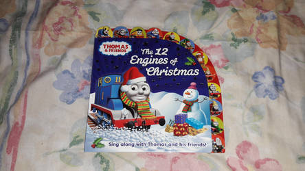 The 12 Engines of Christmas 2018 by Jonathan-Asiamah