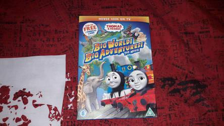 Got the Big World! Big Adventures! DVD by Jonathan-Asiamah