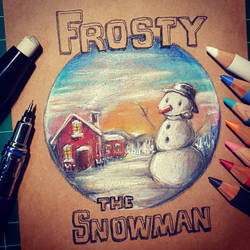 Frosty The Snowman  by CrazyDragon2000