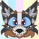 Mia - Pixel Headshot COMMISSION by Reximo