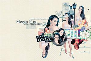 Megan Jen Premiere by AshleyJoker