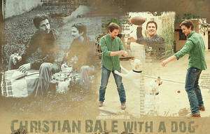 Christian Bale PARADE by AshleyJoker