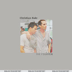 The Fighter Christian Bale ID by AshleyJoker