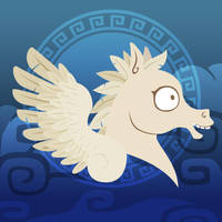 Silly Beasty: Pegasus by kineko