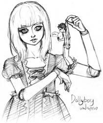 Hello Dolly by imaginarium