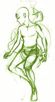 ATLA Sketch Attack II - Aangst by imaginarium
